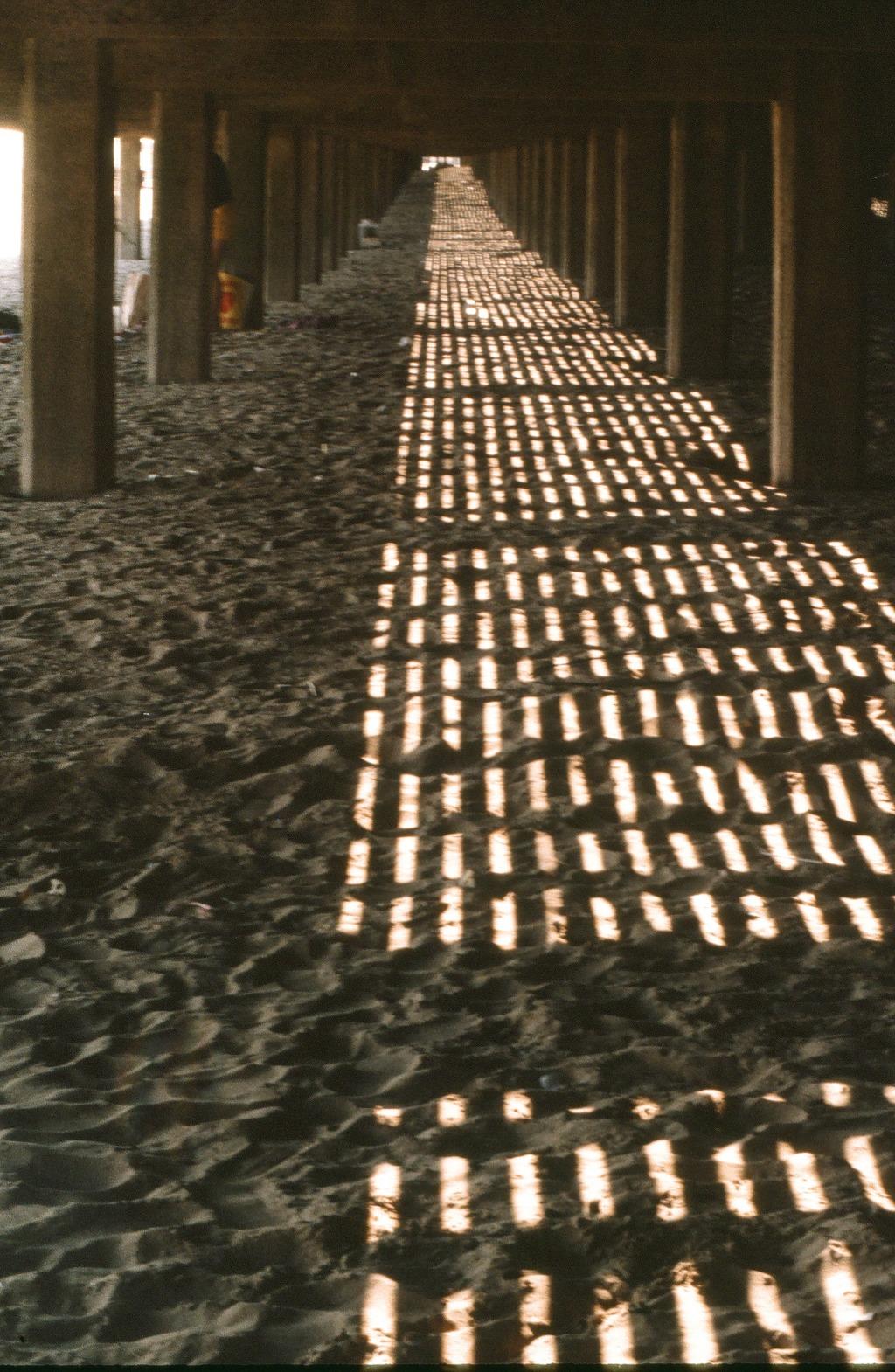 Under the Boardwalk: Richter