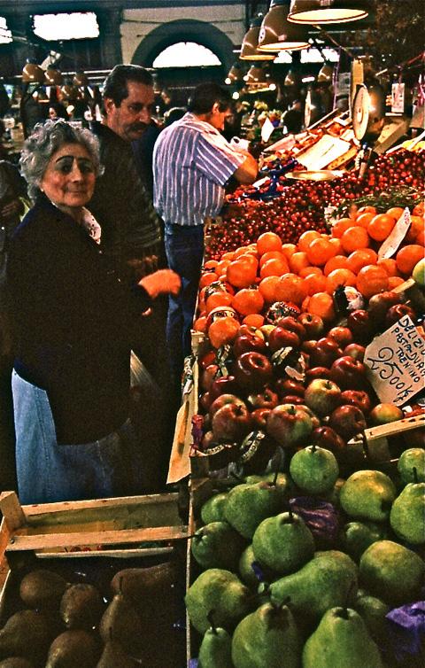 Florence Market: Richter