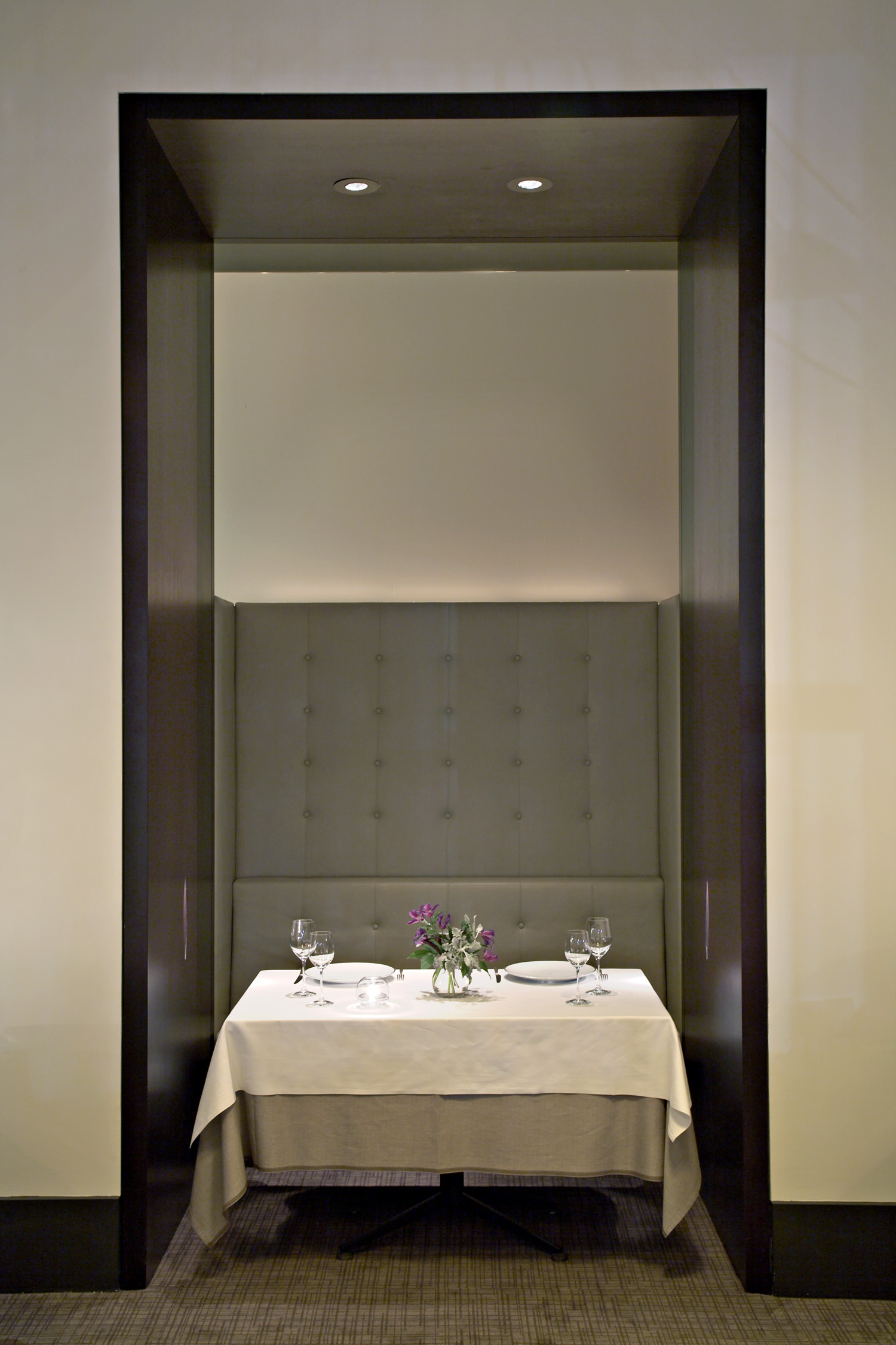 Readers confess surrendering at a table for two at Jean Georges