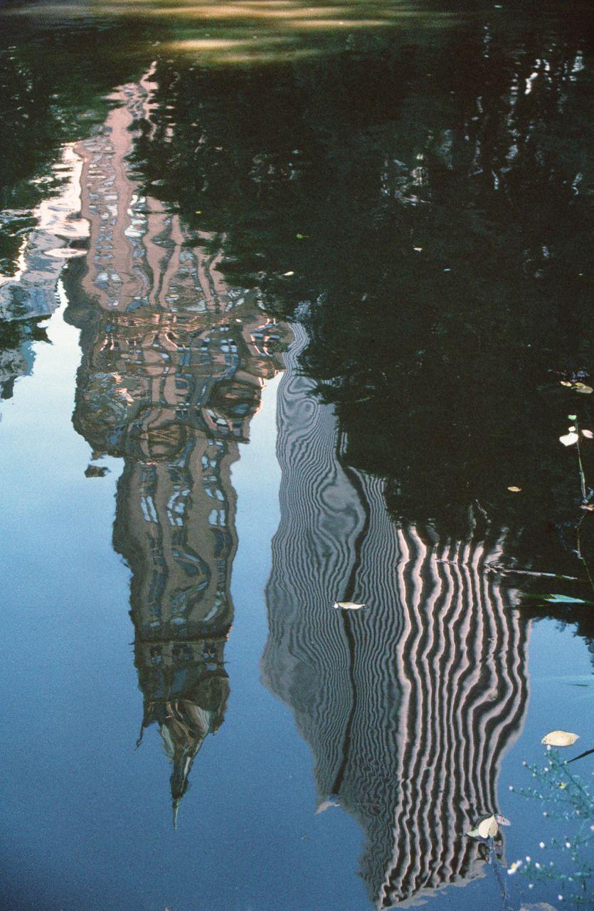 Reflections Central Park: Richter