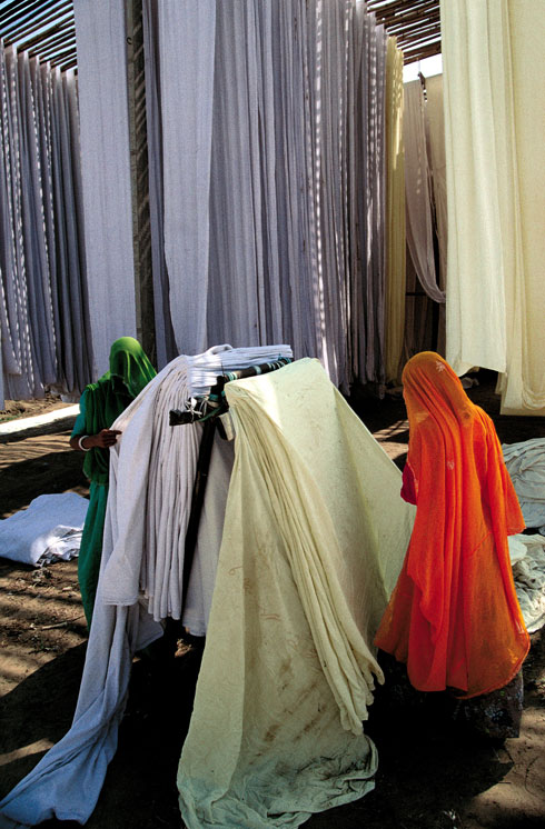 India Fabric Workers: Richter