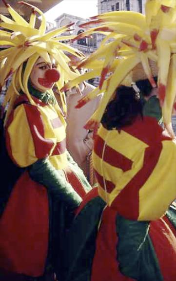 Venice Carnevale: Richter