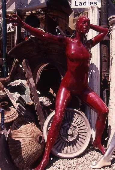 Houston St Lady: Richter