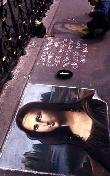 Mona, Paris: Richter
